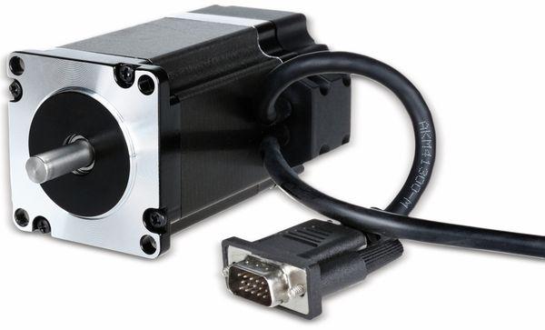 Schrittmotor Closed Loop ACT 23SSM8440-EC1000 1,8°, 2 Phasen, 2,4 V