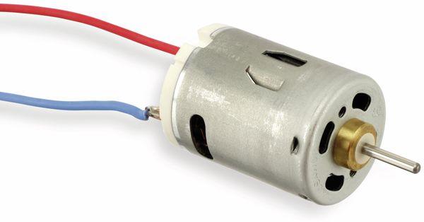 Gleichstrommotor JOHNSON HC355MG, 12 V-