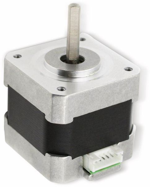 JOY-IT Schrittmotor NEMA14-02, 1,8°, 2 Phasen, 4,35 V, 0,15 Nm