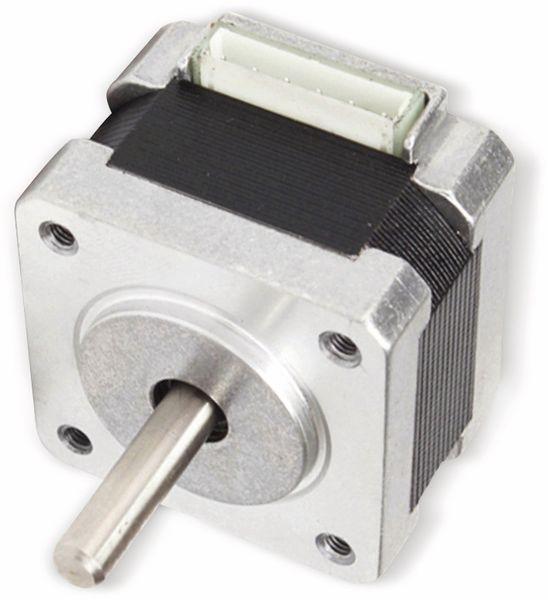 JOY-IT Schrittmotor NEMA14-02, 1,8°, 2 Phasen, 4,35 V, 0,15 Nm - Produktbild 2