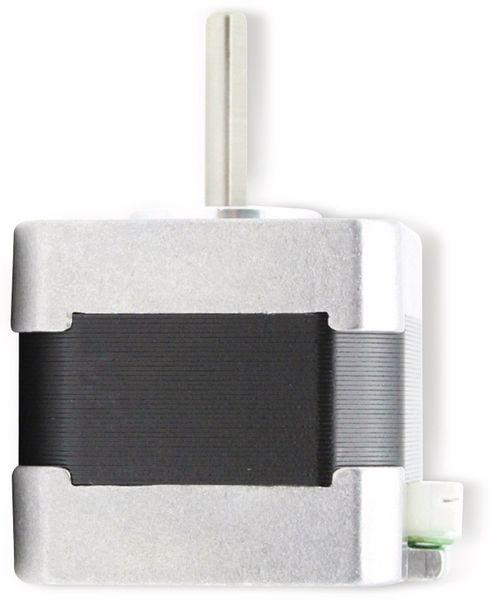 JOY-IT Schrittmotor NEMA14-02, 1,8°, 2 Phasen, 4,35 V, 0,15 Nm - Produktbild 3