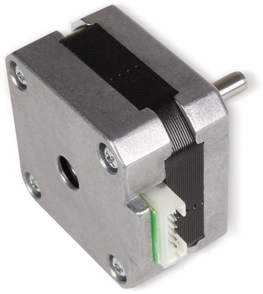 JOY-IT Schrittmotor NEMA17-03, 1,8°, 2 Phasen, 4,8 V, 0,2 Nm