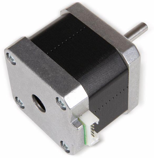 JOY-IT Schrittmotor NEMA17-04, 1,8°, 2 Phasen, 3,3 V, 0,45 Nm