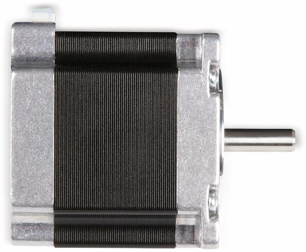 JOY-IT Schrittmotor NEMA23-02, 1,8°, 2 Phasen, 3,0 V, 1,2 Nm - Produktbild 3