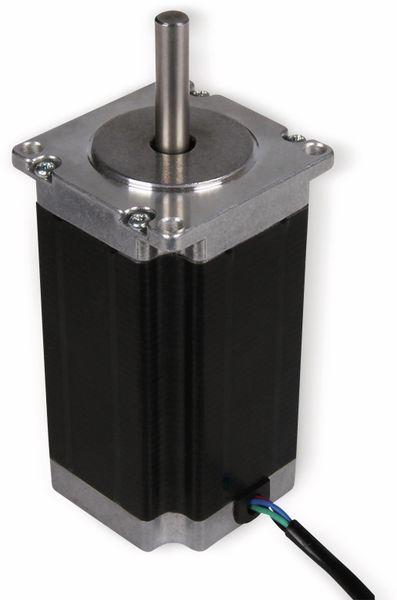 JOY-IT Schrittmotor NEMA23-03, 1,8°, 2 Phasen, 8,4 V, 3 Nm