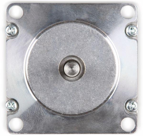 JOY-IT Schrittmotor NEMA23-03, 1,8°, 2 Phasen, 8,4 V, 3 Nm - Produktbild 2