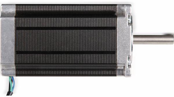 JOY-IT Schrittmotor NEMA23-03, 1,8°, 2 Phasen, 8,4 V, 3 Nm - Produktbild 3