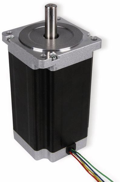 JOY-IT Schrittmotor NEMA34-01, 1,8°, 2 Phasen, 9 V, 11 Nm