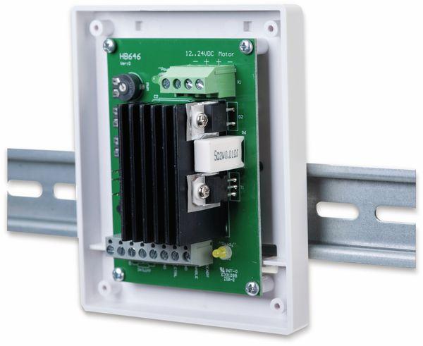Gehäuse H-TRONIC für Drehzahlsteller 310810 und 350256 - Produktbild 4