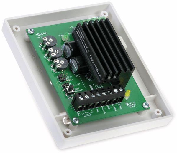 Gehäuse H-TRONIC für Drehzahlsteller 310810 und 350256 - Produktbild 7