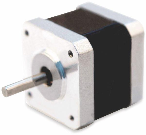 Nema17 Schrittmotor Bipolar 34mm 42oz-in D-Welle 1A 1.8°