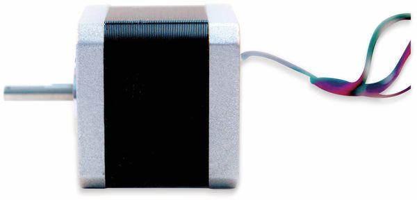 Nema17 Schrittmotor Bipolar 40mm 71oz-in D-Welle 1A 1.8°