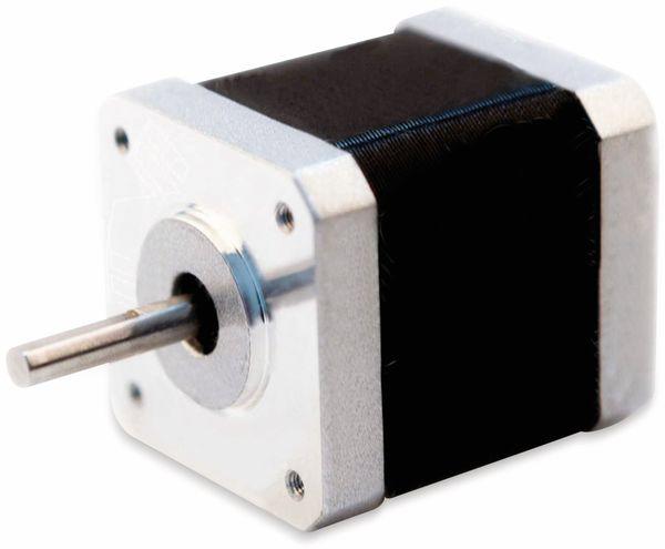 Nema17 Schrittmotor Bipolar 48mm 85oz-in D-Welle 2.5A 1.8°