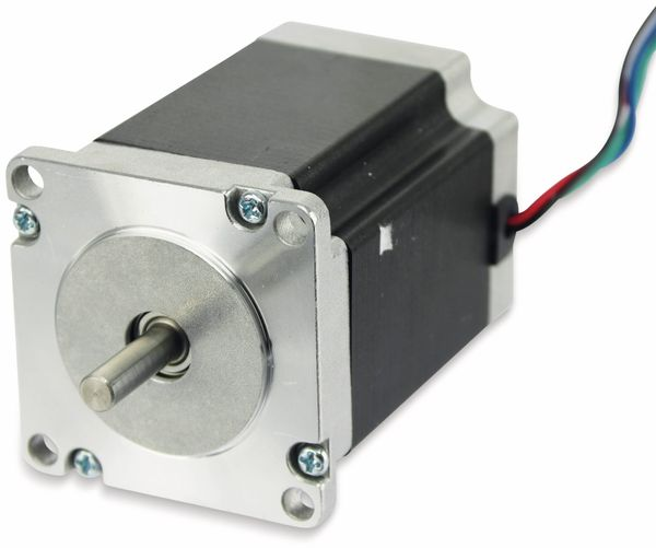 Nema23 Schrittmotor 1,8°, ACT Motor GmbH, 23HS8430B21, 3,0A/Phase, 1,9Nm