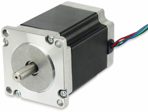 Nema23 Schrittmotor 1,8°, ACT Motor GmbH, 23HS8430D8, 3,0A/Phase, 1,9Nm