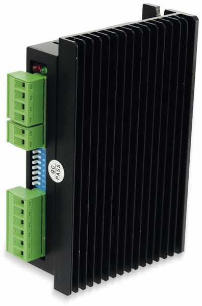 Nema23 Schrittmotortreiber, ACT Motor GmbH, DM542, 18 - 50 VDC, < 4.0 A - Produktbild 2