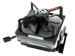 CPU-Kühler ARCTIC COOLING Silencer 64 Ultra TC