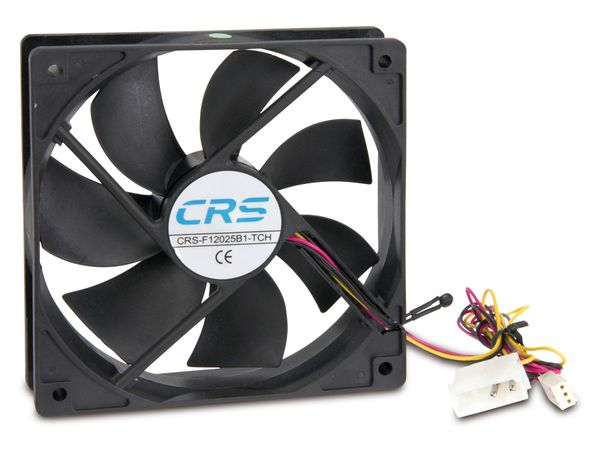 PC-Gehäuselüfter CRS-F12025B1-TCH