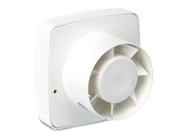 Einbauventilator UPMANN BASICLINE 100, weiß - Produktbild 2