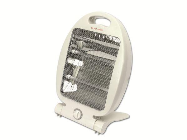 Heizstrahler INTERIOR DELUXE 400/800 Watt, weiß