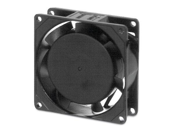 Axiallüfter SUNON SF23080AT2082HBL, 80x80x25 mm, 230 V~