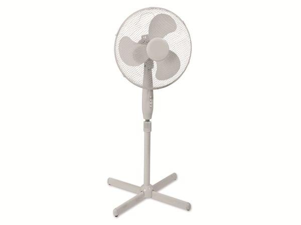 Stand-Ventilator, Ø 40 cm, 42 W, weiß