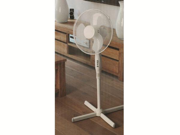 Stand-Ventilator, Ø 40 cm, 42 W, weiß - Produktbild 3