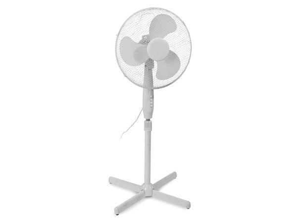 Stand-Ventilator, Ø 40 cm, 45 W, weiß