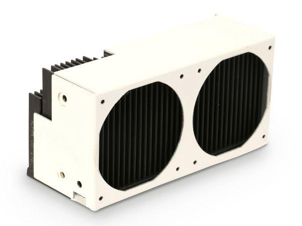 CPU-Kühler ALPHA P3125S, SECC2 - Produktbild 1