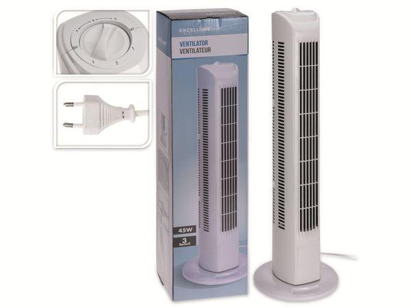 Turmventilator, 45 W, weiß - Produktbild 3