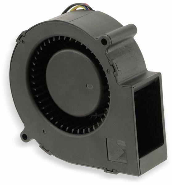 DC-Radiallüfter AVC BA10033B12HP077, 12 V- - Produktbild 2
