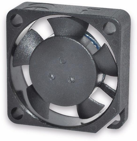 Axiallüfter SUNON MF25060V21000UA99, 25x25x6 mm, 5 V- - Produktbild 2