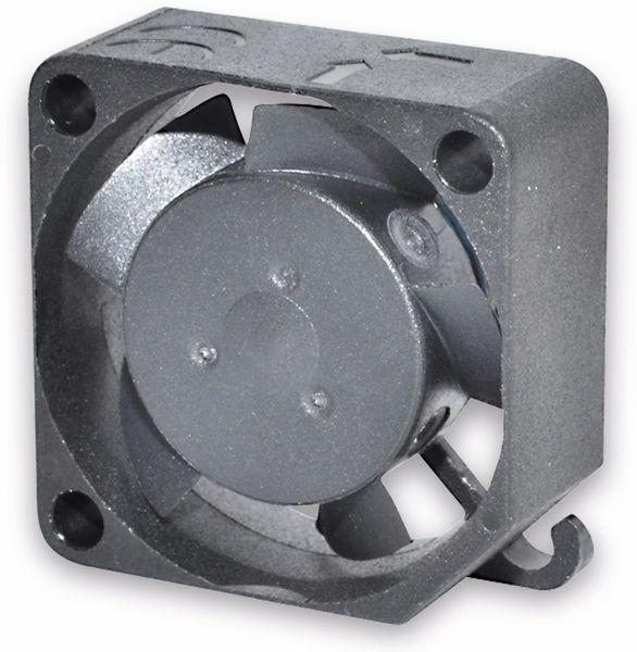 Axiallüfter SUNON MF25100V21000UA99, 25x25x10 mm, 5 V- - Produktbild 2