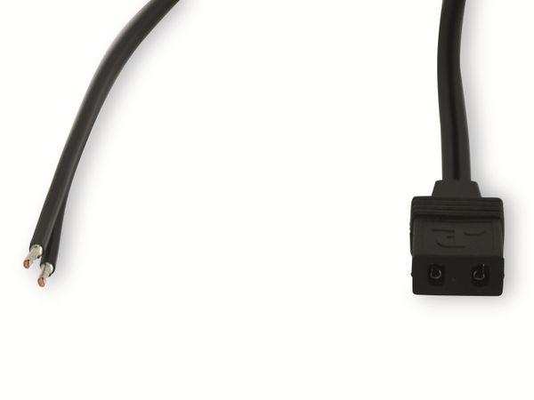 Anschlusskabel, EBM-PAPST, LZ130-1, 610 mm, 0,73 mm², 2,8 x 0,8 - Produktbild 2