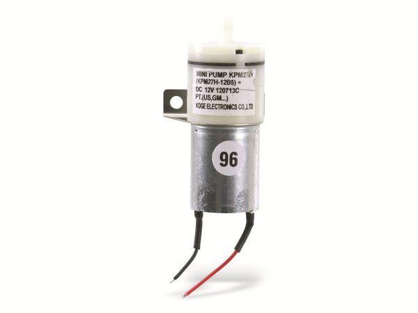 Luftpumpe KOGE KPM27H-12B5, 12 V-, gebraucht - Produktbild 3