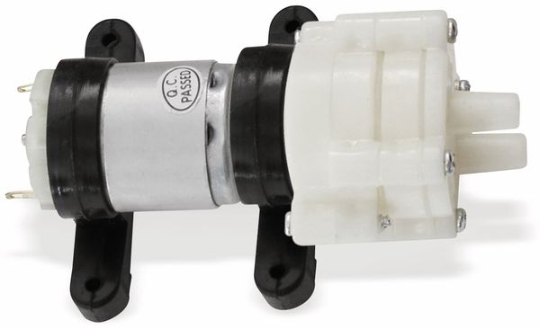 Wasserpumpe mit Gummihalterung GAOTU, 12 V-