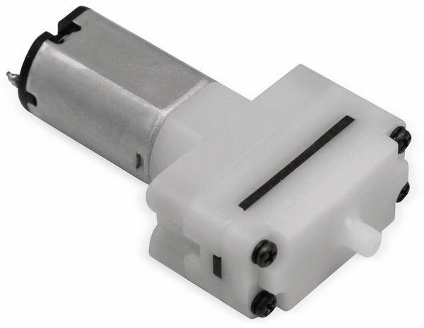 Miniatur-Luftpumpe JQB031, 3 V-, 70 ml/min.