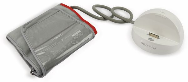 Blutdruck-Messgerät, MEDISANA, iHealth, bis iPhone 4, Bastelware - Produktbild 1