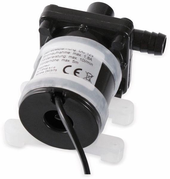 Wasserpumpe 12 V-, 10 l/min. - Produktbild 2