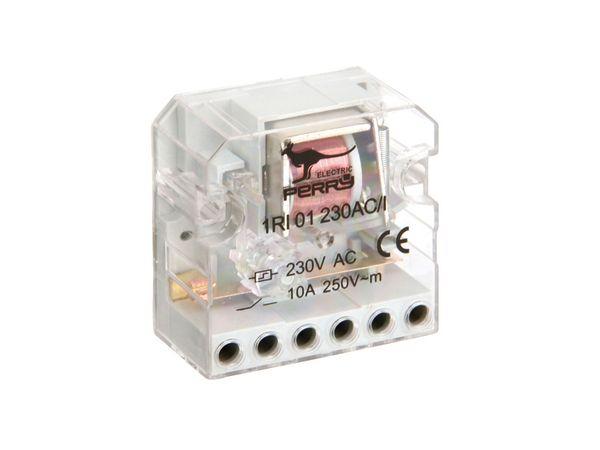 Stromstoss-Schalter, 230 V~, 1 Schaltkontakt