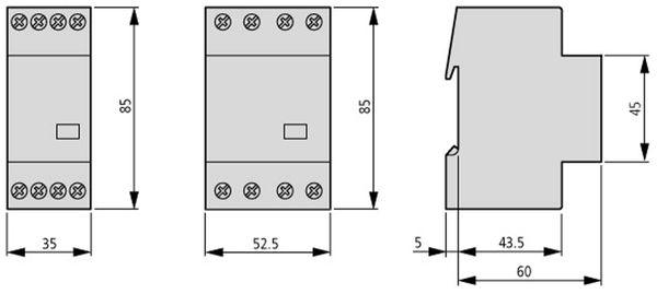 Installationsschütz EATON Z-SCH230/25-40 - Produktbild 2