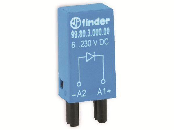 Freilaufdiode FINDER FM998D 99.80.3.000.00
