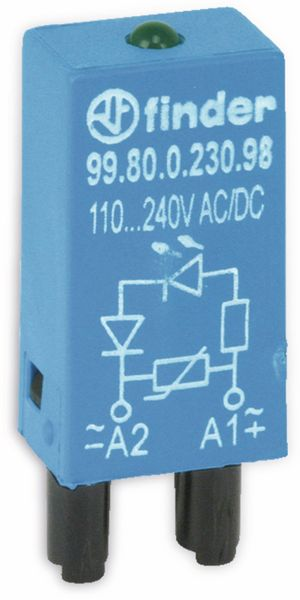 Varistor-/LED-Modul FM230LV