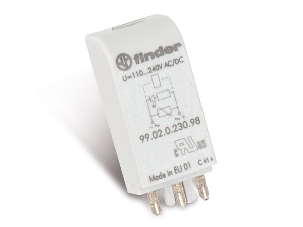 Varistor-/LED-Modul 99.02.0.230.98