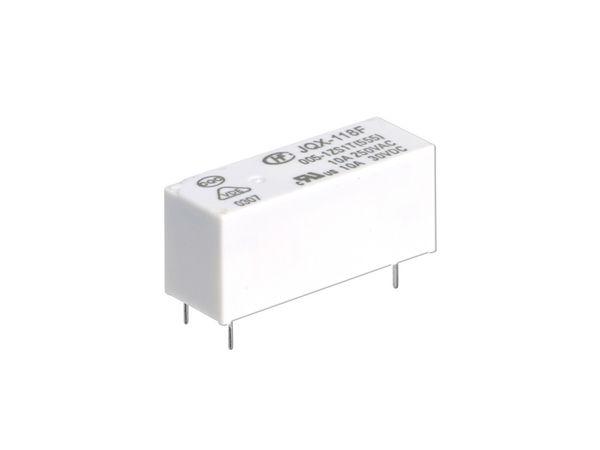 Leistungsrelais HONGFA JQX-118F/005-1ZS1T, 5 V-, 1 Wechsler