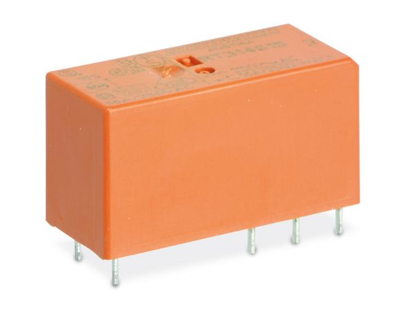 Leistungs-Relais SCHRACK RT314615, 115 V~, 1 Wechsler
