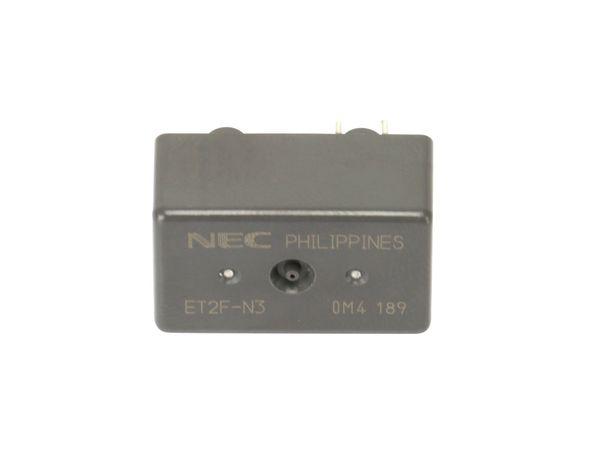 Twin-Relais NEC ET2F-N3, 12 V-, 25 A, 2 Wechsler - Produktbild 1