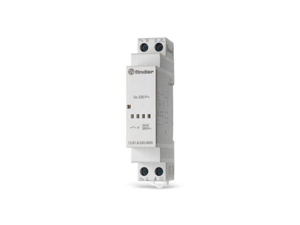 Stromstoß-Schalter FINDER 13.81.8.230.0000, 230V~