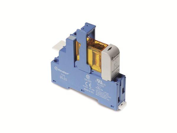 Relaisbaustein FINDER 48.31.7.024.0050, 24 V-