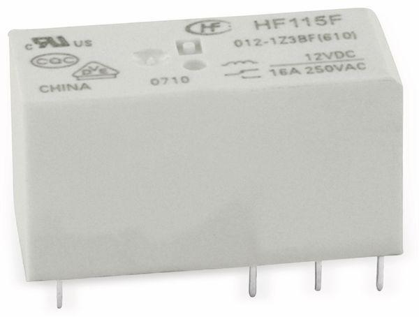 Printrelais HONGFA HF115F/012-1H3B